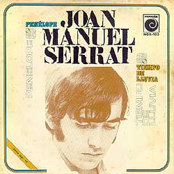 Penélope (Joan Manuel Serrat) [1969]