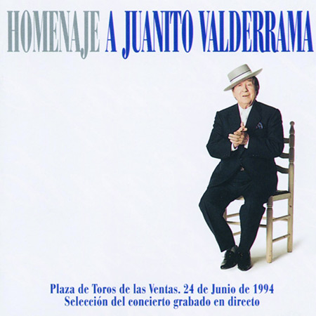 Homenaje a Juanito Valderrama (Juanito Valderrama) [1994]