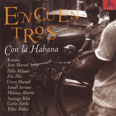 Encuentros con la Habana (Obra colectiva)