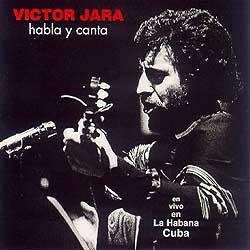 Habla y canta en vivo en la Habana Cuba  (WARNER) (Víctor Jara)