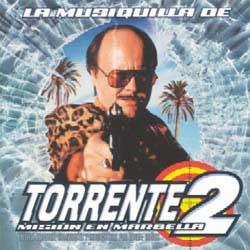 La musiquilla de Torrente 2 (Obra colectiva (BSO)) [2001]