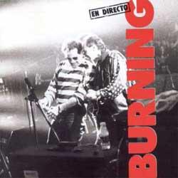 En directo (Burning) [1990]
