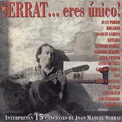 Serrat, eres único (Obra colectiva) [1995]
