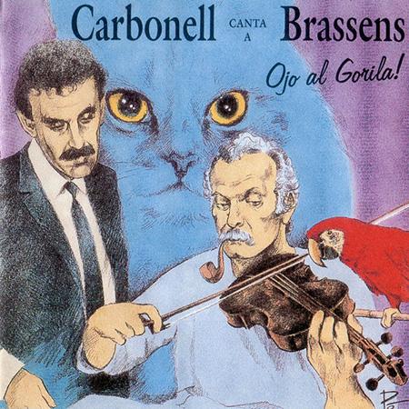 Carbonell canta a Brassens (Joaquín Carbonell) [1996]