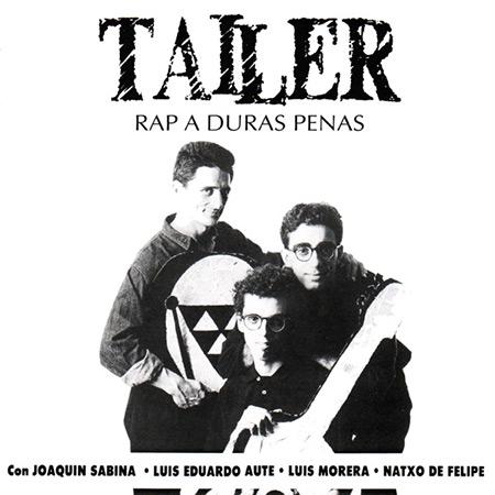 Rap a duras penas (Taller) [1991]