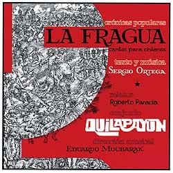 La Fragua (PICAP edición especial) (Quilapayún) [2002]