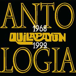 Antología 1968-1992 (PICAP) (Quilapayún)