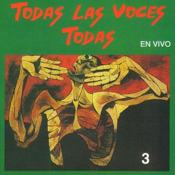 Todas las voces todas 3 (Obra colectiva) [1996]