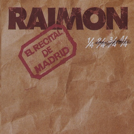 El recital de Madrid (Raimon) [1976]