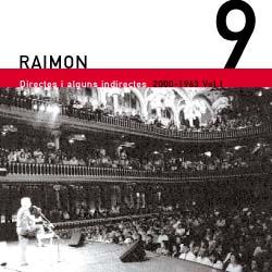 Nova Integral 2000 (9) Directes i alguns indirectes 2000-1963 Vol. I (Raimon)
