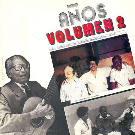 Años 2 (Pablo Milanés - Luis Peña - Cotán) [1986]