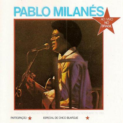 Ao vivo no Brasil (Pablo Milanés) [1984]