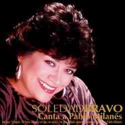 Trova de Amor. Soledad Bravo canta a Pablo Milanés (Soledad Bravo) [1999]