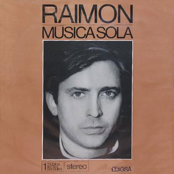 Música sola (Raimon)