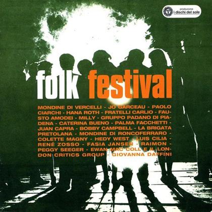 Folk festival due (Obra col·lectiva) [1966]