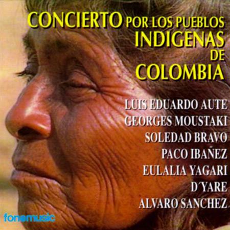 Concierto por los pueblos indígenas de Colombia (Obra colectiva)
