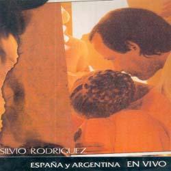 España y Argentina en vivo (Silvio Rodríguez) [1990]