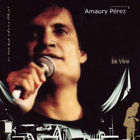 En vivo (Amaury Pérez) [2001]