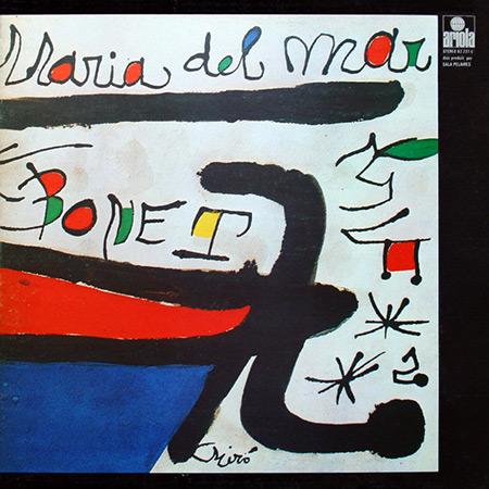 Maria del Mar Bonet (Maria del Mar Bonet) [1974]
