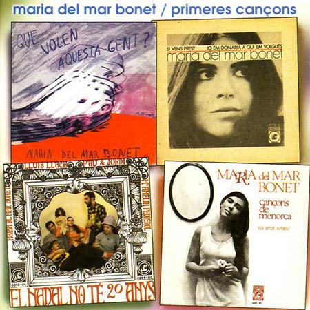 Primeres cançons (Maria del Mar Bonet)