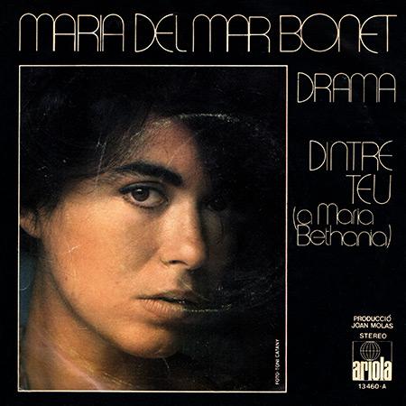 Maria del Mar Bonet (Maria del Mar Bonet) [1975]