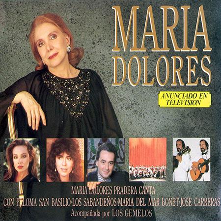 María Dolores (María Dolores Pradera) [1989]