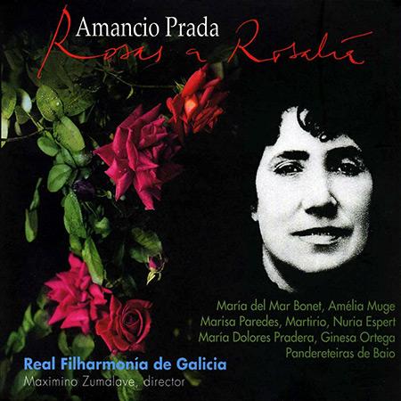 Rosas a Rosalía (Amancio Prada)