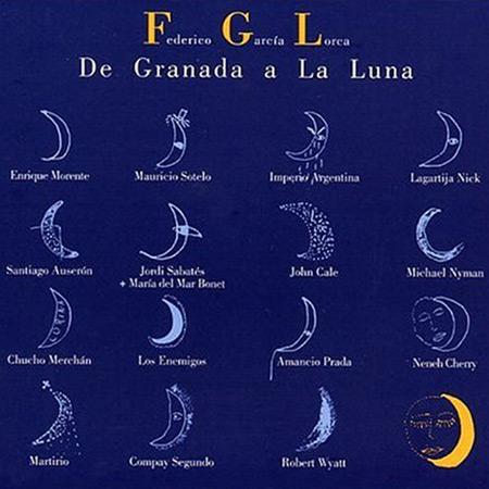 Federico García Lorca. De Granada a la luna (Obra colectiva) [1998]