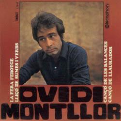 La fera ferotge (Ovidi Montllor) [1968]