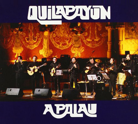 A Palau (Quilapayún)