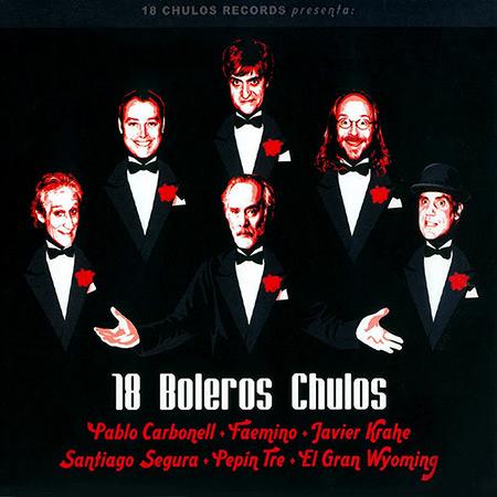 18 boleros chulos (Obra colectiva) [2003]