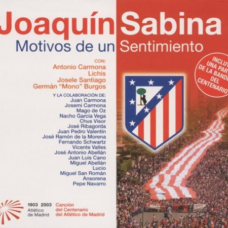 Motivos de un sentimiento (Joaquín Sabina) [2003]