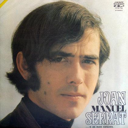 ...e as suas canções (Joan Manuel Serrat) [1969]