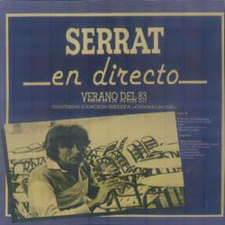 Serrat al Grec (Joan Manuel Serrat) [1983]