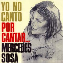 Yo no canto por cantar (Mercedes Sosa) [1966]
