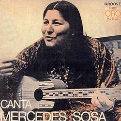 Canta Mercedes Sosa/La voz de la zafra (Mercedes Sosa) [1959]