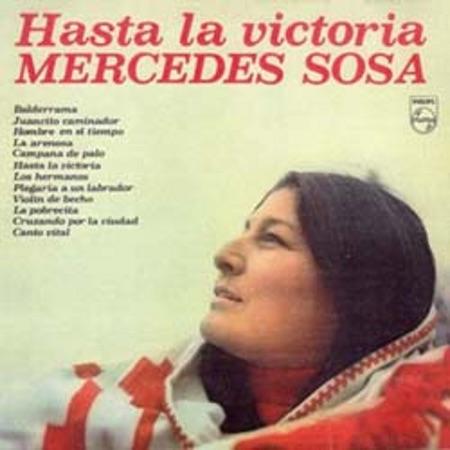 Hasta la victoria (Mercedes Sosa) [1972]