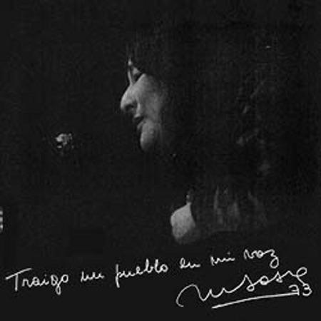 Traigo un pueblo en mi voz (Mercedes Sosa) [1973]