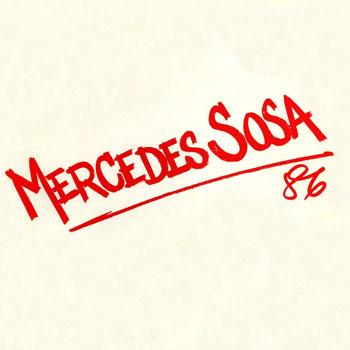 Mercedes Sosa ´86 (Mercedes Sosa) [1986]