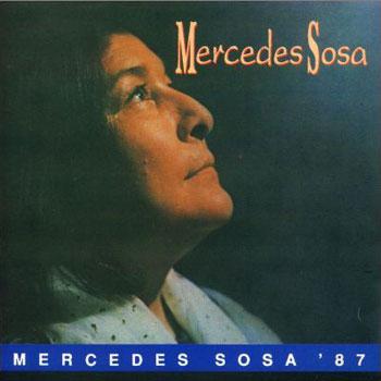 Mercedes Sosa ´87 (Mercedes Sosa) [1987]