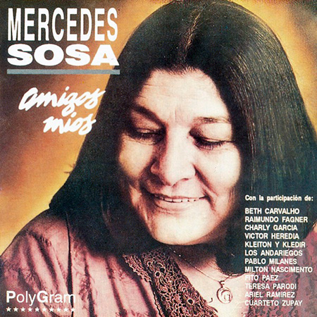 Amigos m�os (Mercedes Sosa)