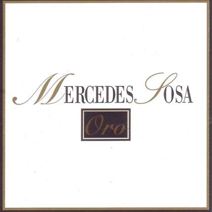 Oro (Mercedes Sosa) [1995]