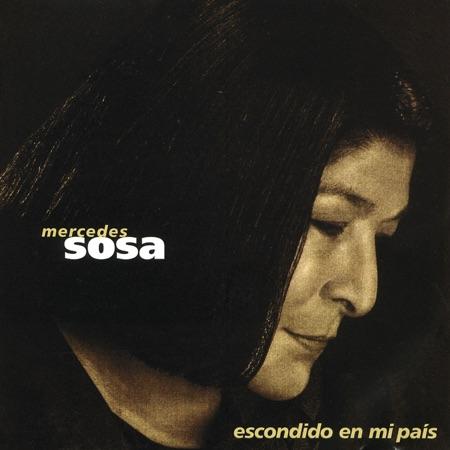 Escondido en mi país (Mercedes Sosa) [1996]