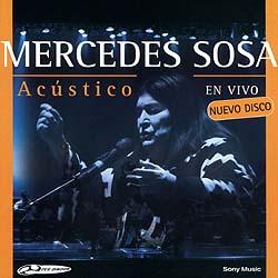 Ac�stico (Mercedes Sosa)
