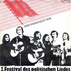 2. Festival des politischen Liedes (Obra colectiva) [1971]