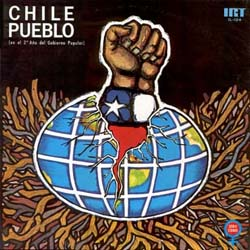 Chile Pueblo (en el 2º Año del Gobierno Popular) (Obra colectiva) [1972]