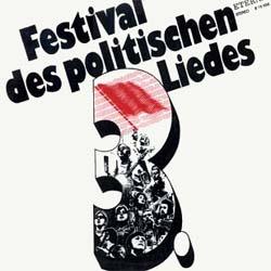 3. Festival des politischen Liedes (Obra colectiva) [1972]