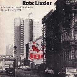 4. Festival des politischen Liedes (Obra colectiva) [1974]