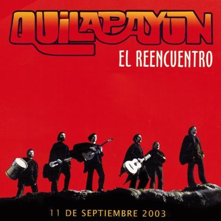 El reencuentro (Quilapayún - Carrasco)