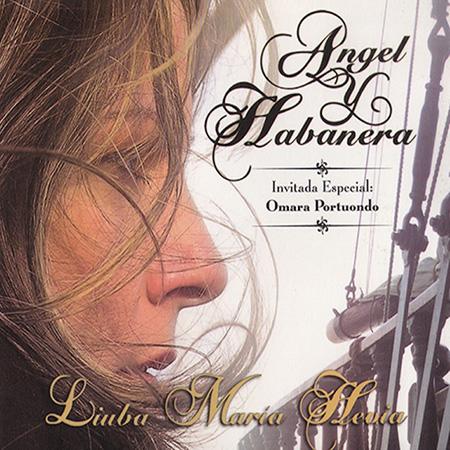 Ángel y habanera (Liuba María Hevia)